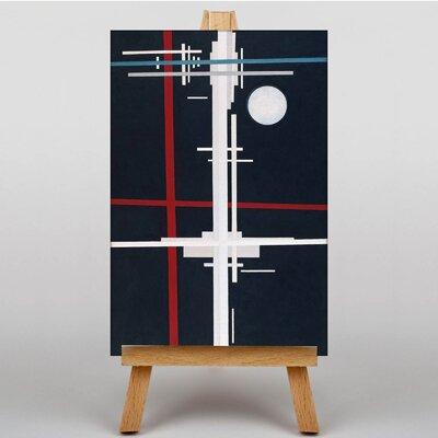 Big Box Art Composition No.2 by Ilya Chashnik Graphic Art on Canvas