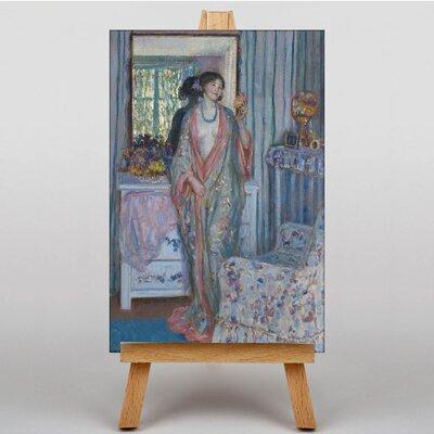 Big Box Art The Robe by Frederick Carl Frieseke Art Print on Canvas