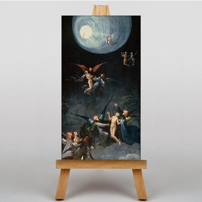 Big Box Art Hieronymous Bosch Visions from the Hereafter by Hieronymus Bosch Art Print on Canvas