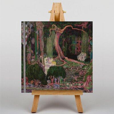 Big Box Art The New Generation by Jan Toorop Art Print on Canvas