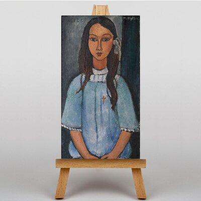 Big Box Art Alice by Amedeo Modigliani Art Print on Canvas