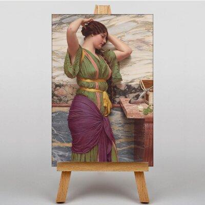 Big Box Art A Fair Reflection by John William Art Print on Canvas