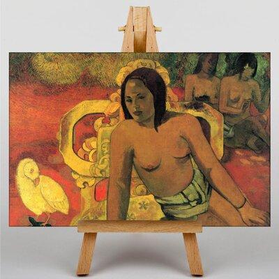 Big Box Art Variuma by Paul Gauguin Art Print on Canvas
