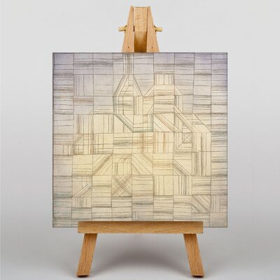 Big Box Art Variations by Paul Klee Graphic Art on Canvas