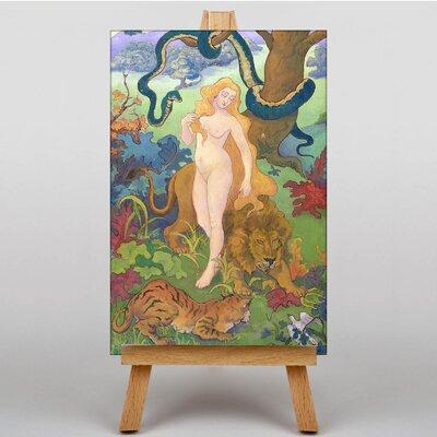 Big Box Art Eve by Paul Ranson Art Print on Canvas