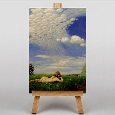 Big Box Art Skylark by Pal Merse Art Print on Canvas