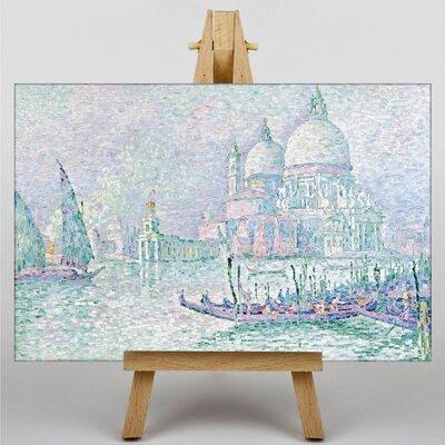 Big Box Art Venice by Paul Signac Art Print on Canvas