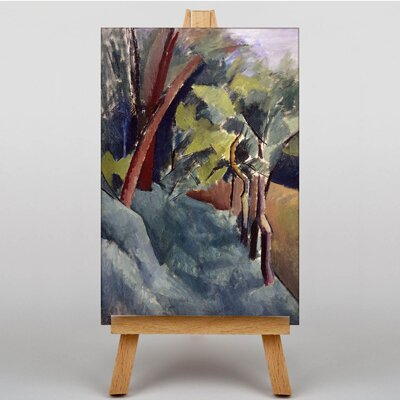 Big Box Art Landscape by Patrick Henry Bruce Art Print on Canvas