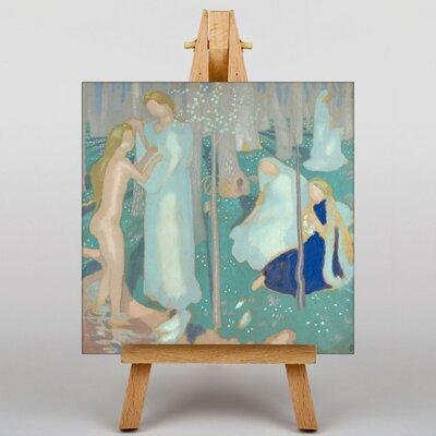 Big Box Art Springtime by Maurice Denis Art Print on Canvas
