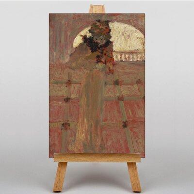 Big Box Art The Opera by Edouard Vuillard Art Print on Canvas