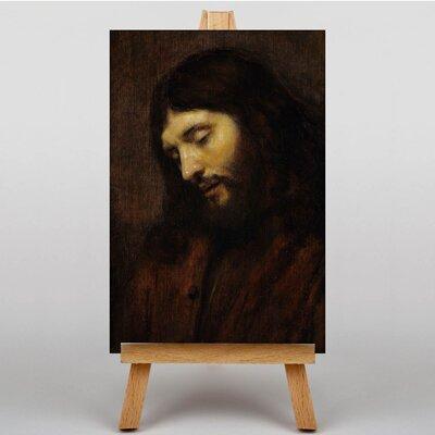 Big Box Art Christ by Rembrandt Art Print on Canvas