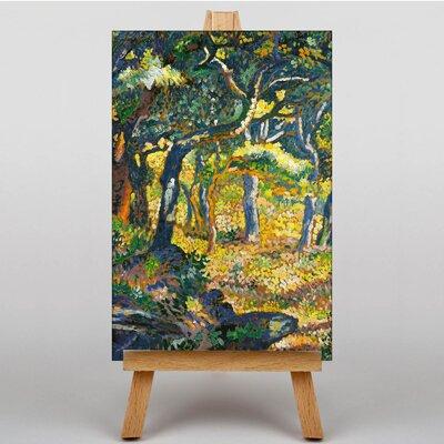 Big Box Art Provence by Henri-Edmond Cross Art Print on Canvas