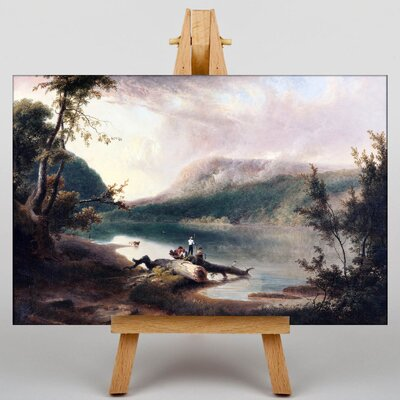 Big Box Art Delaware Water by Thomas Doughty Art Print on Canvas