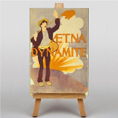 Big Box Art Aetna Dynamite Graphic Art on Canvas