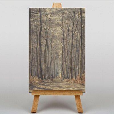 Big Box Art The Woods by Sir Edward John Poynter Art Print on Canvas