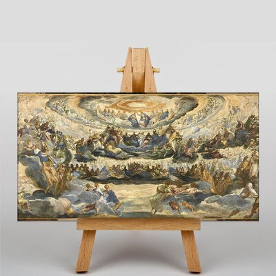 Big Box Art The Miracle of the Slave by Jacopo Comin Tintoretto Art Print on Canvas