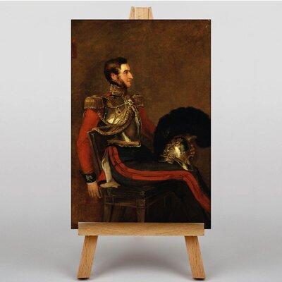 Big Box Art Edward Pyndar Lygon by William Salter Art Print on Canvas