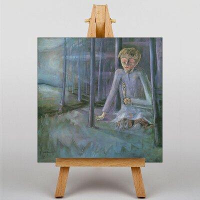Big Box Art Boy by Walter Gramatte Art Print on Canvas