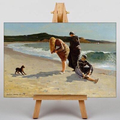 Big Box Art Eagle Head by Winslow Homer Art Print on Canvas