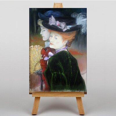 Big Box Art Juliette by Louis Anquetin Art Print on Canvas