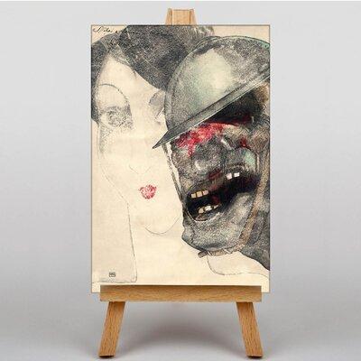 Big Box Art Memento by Karlis Padegs Art Print on Canvas