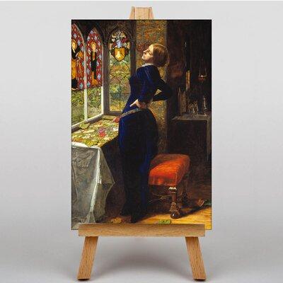 Big Box Art Millais Mariana by John Everett Art Print on Canvas