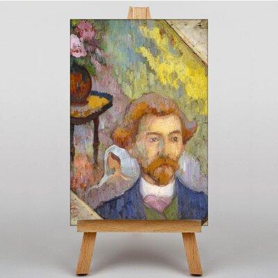 Big Box Art Schuffenecker Emile Bernard by Claude Emile Art Print on Canvas
