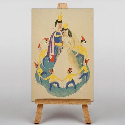 Big Box Art Fairytale Graphic Art on Canvas