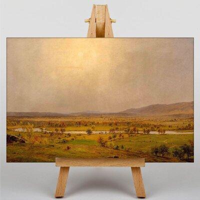 Big Box Art Prompton by Jasper Francis Cropsey Art Print on Canvas
