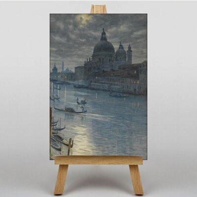 Big Box Art Venice by Sir Edward John Poynter Art Print on Canvas