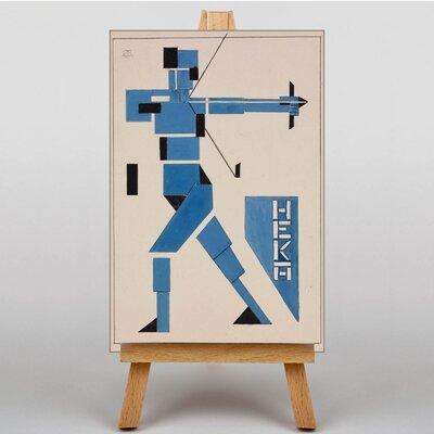 Big Box Art Archer by Theo Van Doesburg Graphic Art