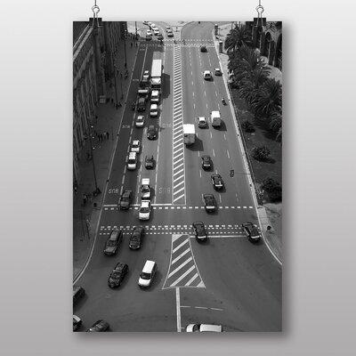 Big Box Art 'Above the City Road' Photographic Print