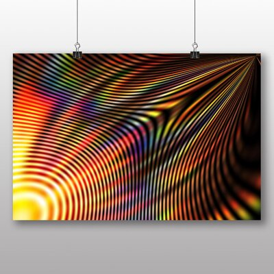 Big Box Art Abstract Art No.1 Graphic Art