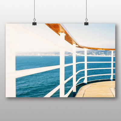 Big Box Art 'Aboard the Sailing Ship' Photographic Print