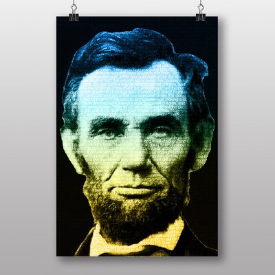 Big Box Art Abraham Lincoln President Graphic Art