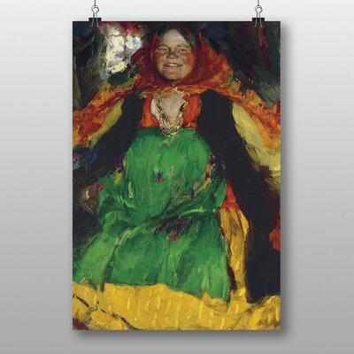 Big Box Art 'Russian Woman' by Abram Arkhipov Art Print