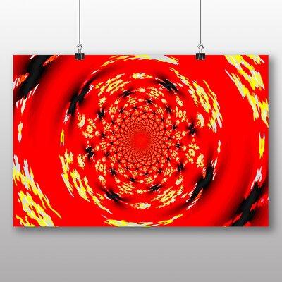 Big Box Art Abstract Design No.7 Graphic Art on Canvas