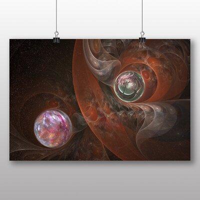 Big Box Art Abstract Art No.2 Graphic Art