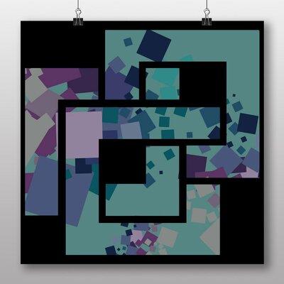 Big Box Art Abstract Art No.9 Graphic Art