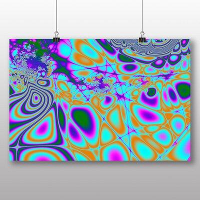 Big Box Art Abstract Design No.6 Graphic Art