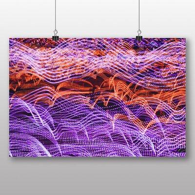 Big Box Art 'Abstract Light Visual No.6' Graphic Art