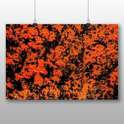 Big Box Art Abstract Design No.12 Graphic Art on Canvas