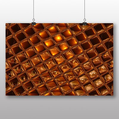 Big Box Art Abstract Design No.15 Graphic Art on Canvas
