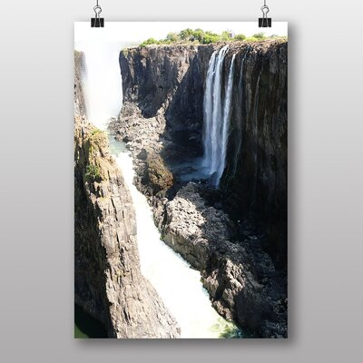 Big Box Art Africa Zambia Victoria Falls Photographic Print
