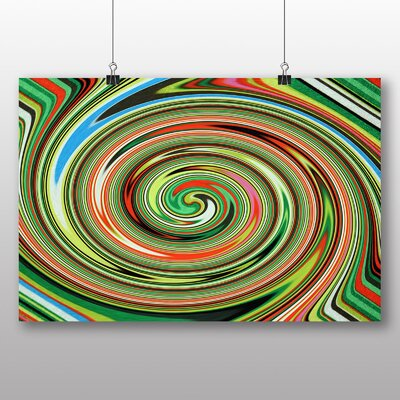 Big Box Art Abstract Design Graphic Art