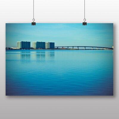 Big Box Art Alabama Bridge USA Photographic Print