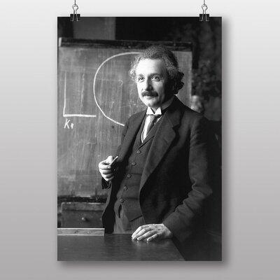 Big Box Art Albert Einstein No.1 Photographic Print