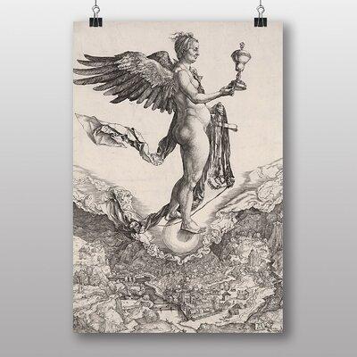 Big Box Art 'Nemesis' by Albrecht Durer Art Print
