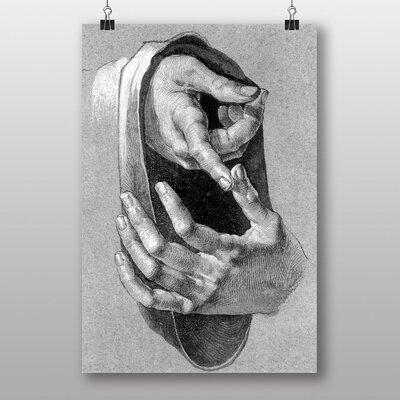 Big Box Art 'Hand Study' by Albrecht Durer Art Print
