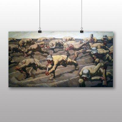 Big Box Art 'Lienz Northern France' by Albin Egger Art Print